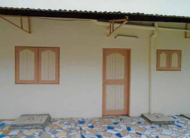 maison typique gabon