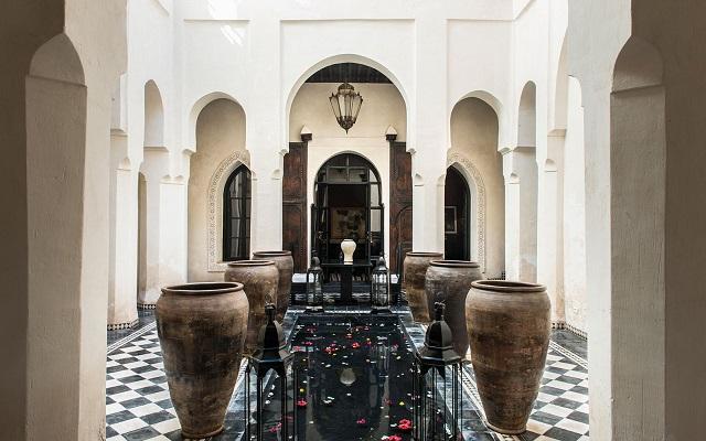 meilleurs riads Marrakech