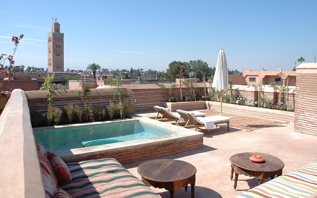 Meilleurs riads de marrakech top 5 for Riad piscine privee marrakech