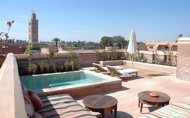 les meilleurs riads de Marrakech