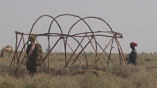 maisons en somalie
