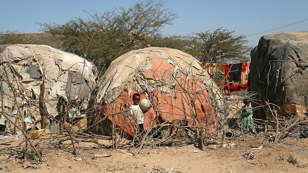 maisons somalie