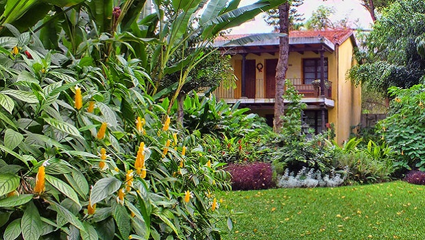 architecture au guatemala
