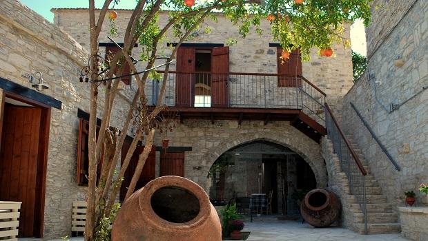 L'architecture à Chypre