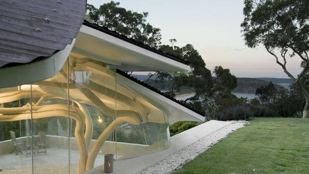 maison architecte australie