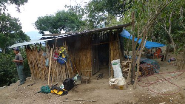 maisons au guatemala