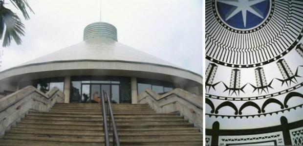 maison parlement iles salomon