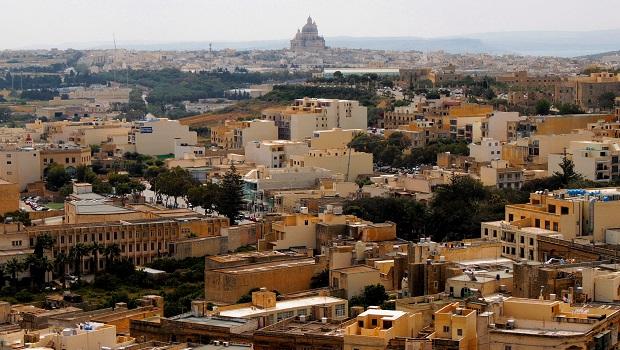 types de logements à Malte