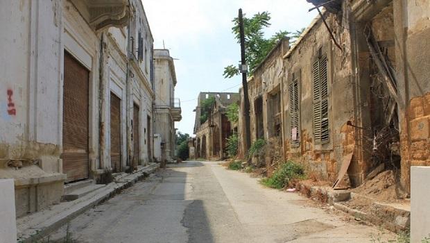 Des maisons figées dans le temps à Chypre