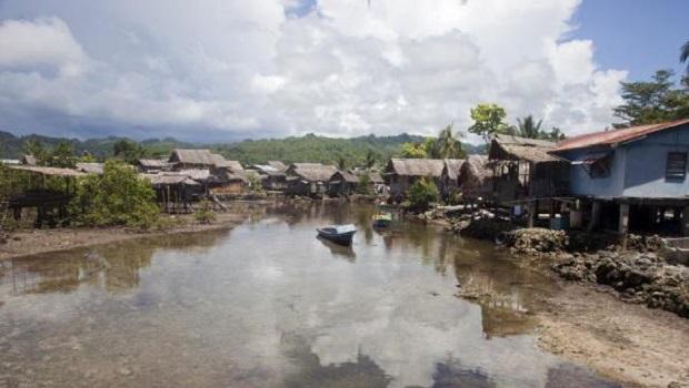 architecture des îles Salomon