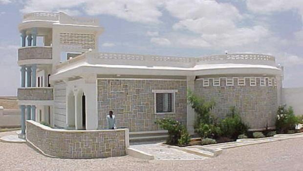 les maisons en somalie