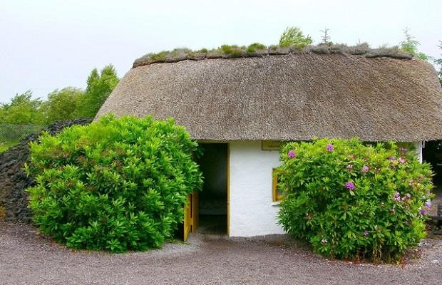 cottage typique irlandais