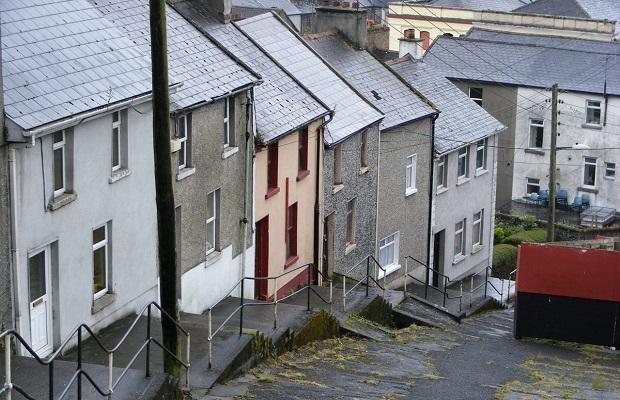 Les maisons en Irlande