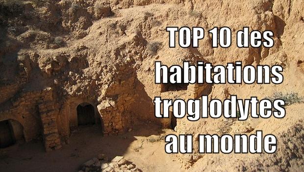 habitations troglodytes