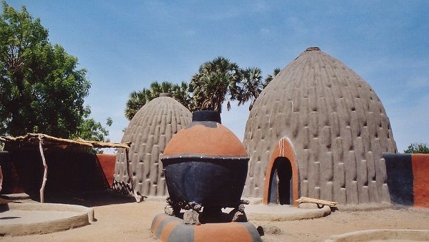 hutte cameroun