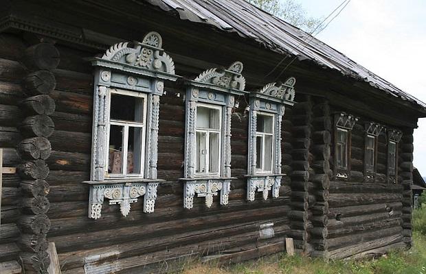 maison russe