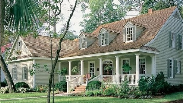 20 Fascinating Backyard Garden Designs furthermore Covered Front Porch Design Ideas further Gmfplus Katrina Cottage furthermore 073113 Southern Living Idea House moreover Front Porch Designs. on georgia low country house plans