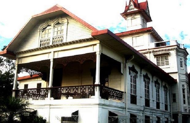 Maisons ancestrales des Philippines