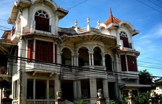 vieille maison philippines