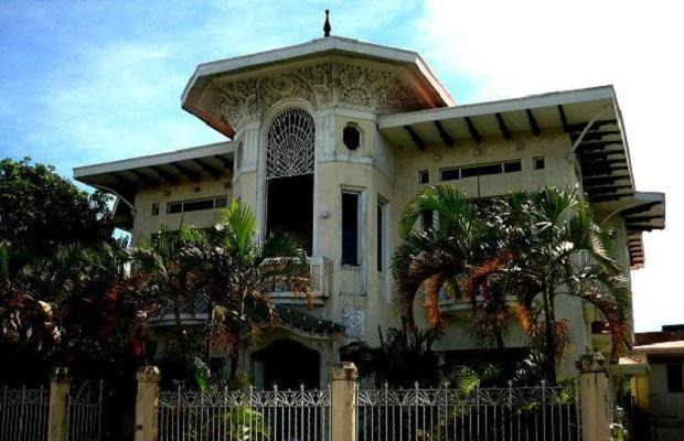 vieilles maisons des philippines