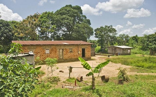 maisons du gabon