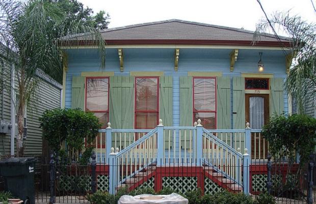 maisons en nouvelle orleans