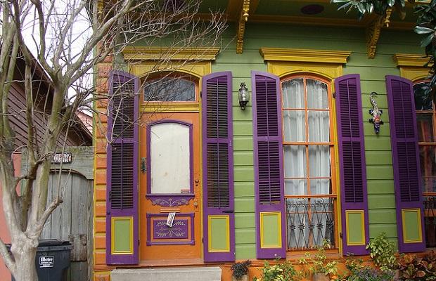 Les Maisons Color 233 Es De La Nouvelle Orl 233 Ans