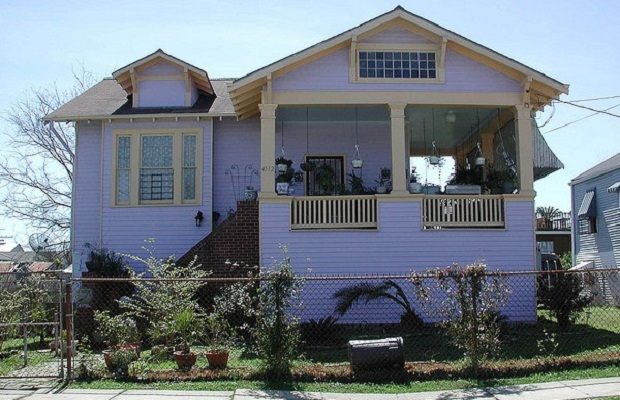 les maisons color es de la nouvelle orl ans. Black Bedroom Furniture Sets. Home Design Ideas