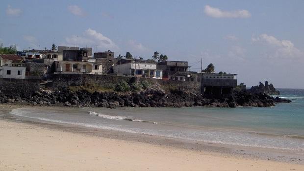 Les maisons aux Comores