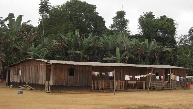 maisons au gabon