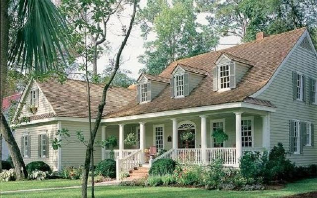 Maisons aux usa styles les plus populaires for Les maisons du sud