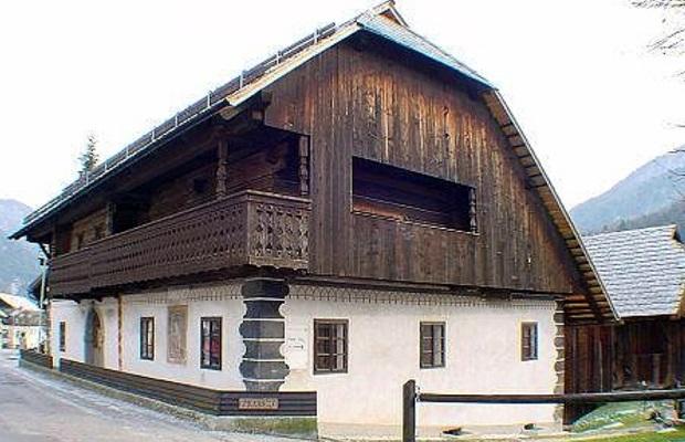 maison typique slovénie