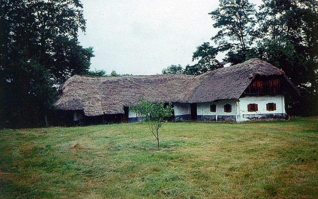 maisons traditionnelles en slovénie