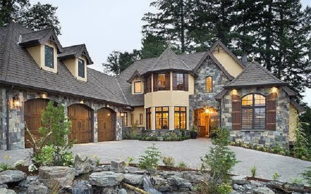 Maisons aux usa styles les plus populaires for Dream homes georgia