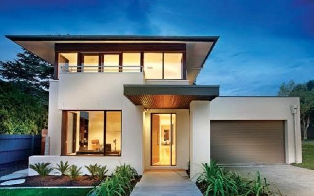 maison moderne usa