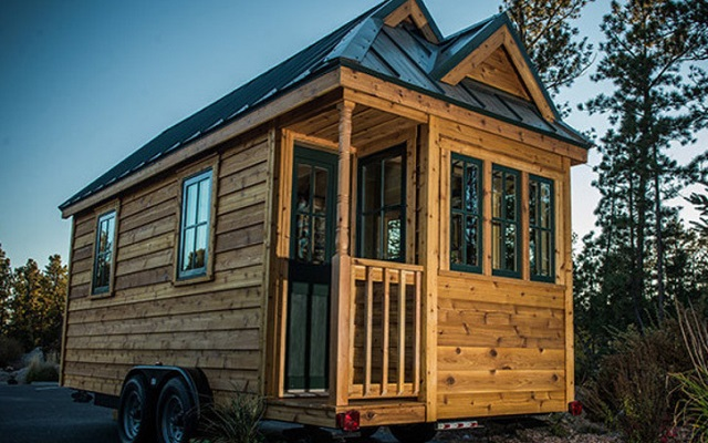 tiny house adorable