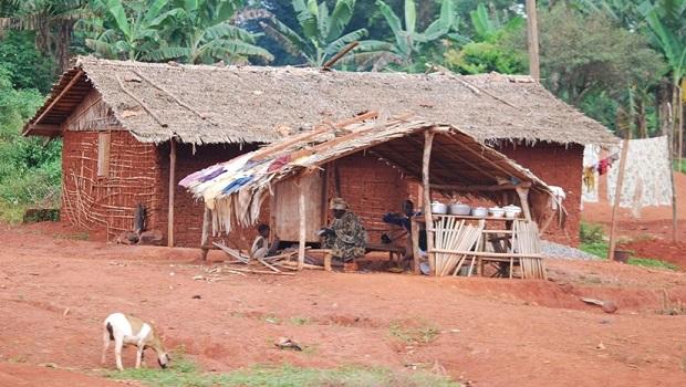 maison rurale gabon