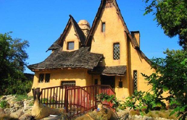 maison de sorcières