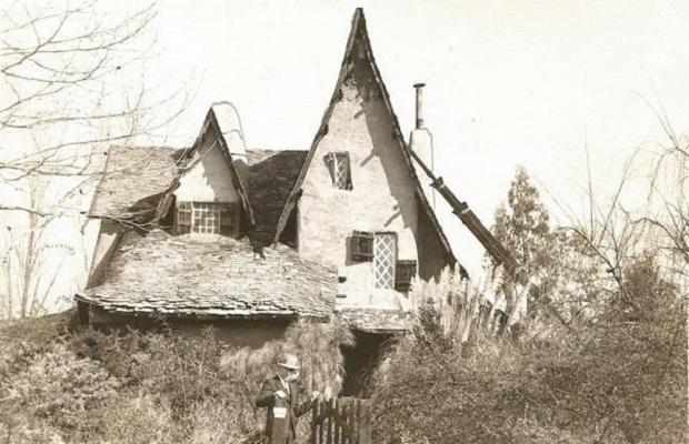 maison sorcière