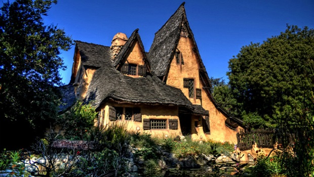 La maison de sorcières de Berverly Hills