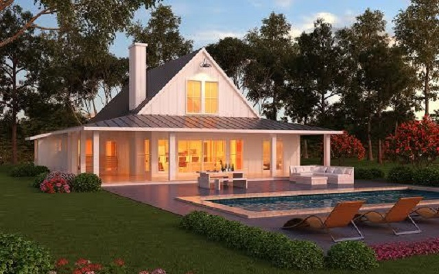 Decorating With A Vintage Farmhouse Inspiration likewise Inspirations On Horizon Vacation Homes further Carriage House Plans 41 also Modern Studio House Plan In Rhode Island By Native Architect also Casas De C o Simples E Baratas. on new england cottage house plans