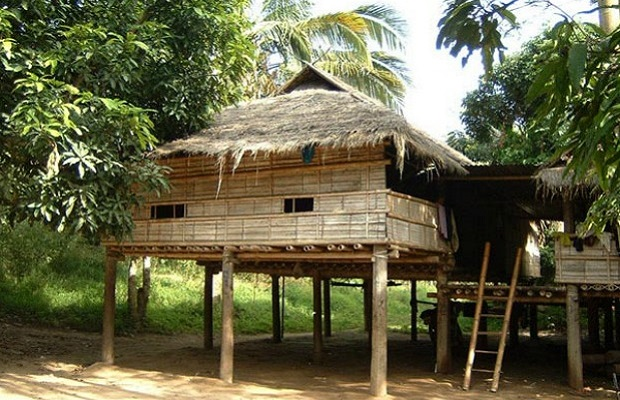 10 maisons traditionnelles du monde entier for Architecture africaine