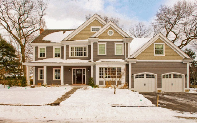 Maisons aux usa styles les plus populaires for House plans usa