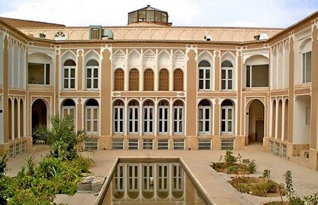 batiments typiques en iran