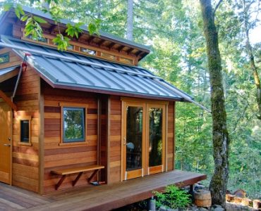 tiny house nature