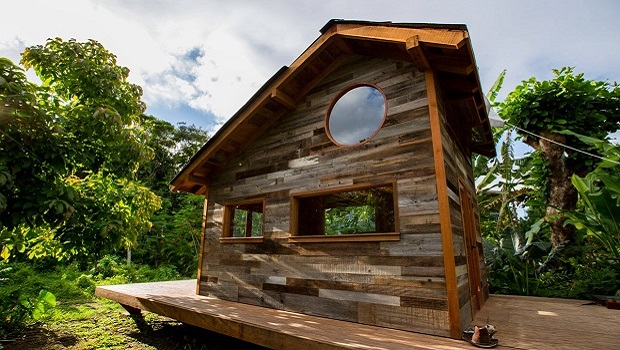 Une superbe Tiny House à Hawaï