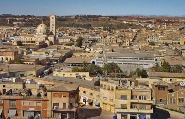 Les maisons en Érythrée