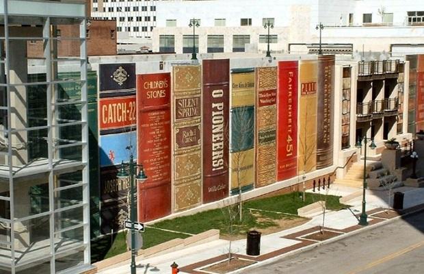 bibliothèque kansas city