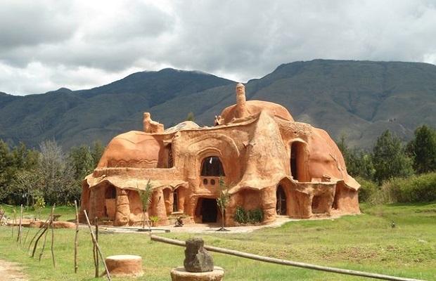 casa terracota une maison en colombie enti rement r alis e en terre cuite