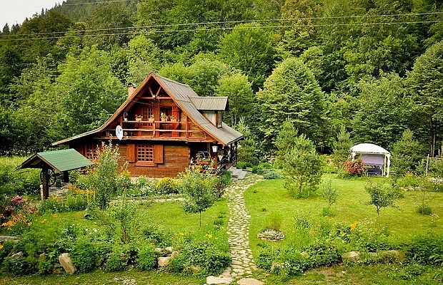 Maison bois kit roumanie nergtique des maisons bois en double madriers on continuera vous - Maison en bois en kit roumanie ...